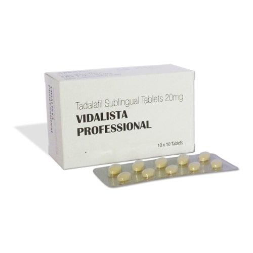 Vidalista-Professional